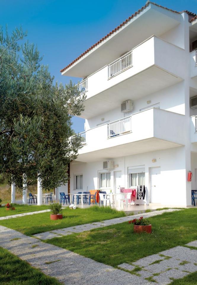 Klubový aparthotel Akropolis program 55+