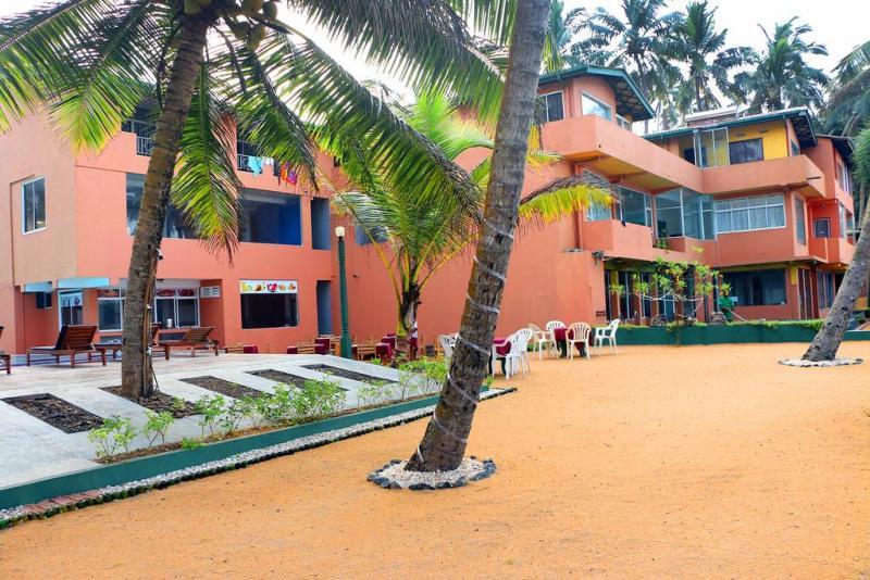 Roy Villa Beach Resort - letecky z prahy