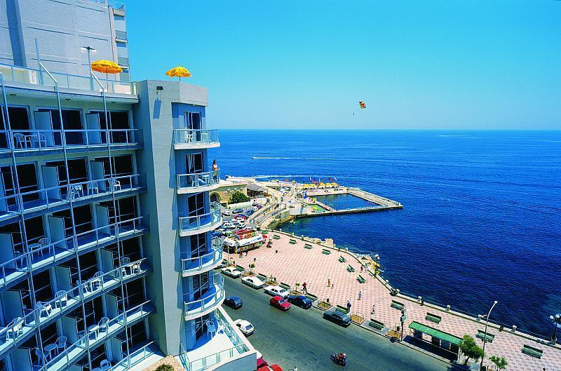 Malta - Land und Leute im The Preluna Hotel - hotely