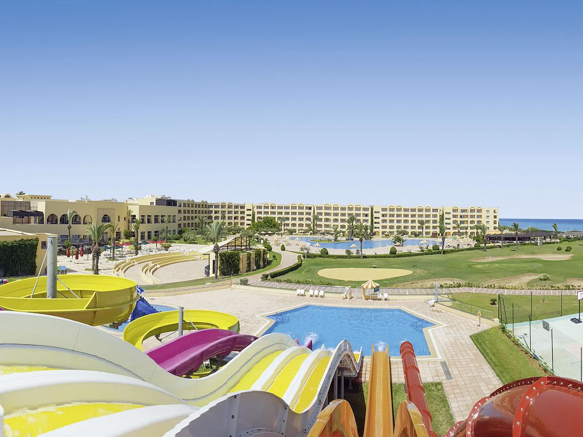 Nour Palace Thalasso & Spa