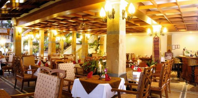 Orchidacea Resort Snídaně