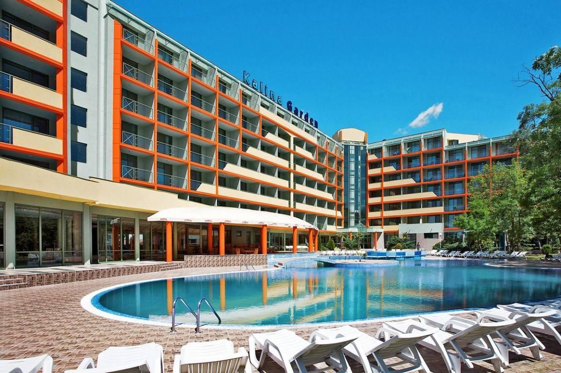 MPM Hotel Kalina Garden   - luxusní dovolená