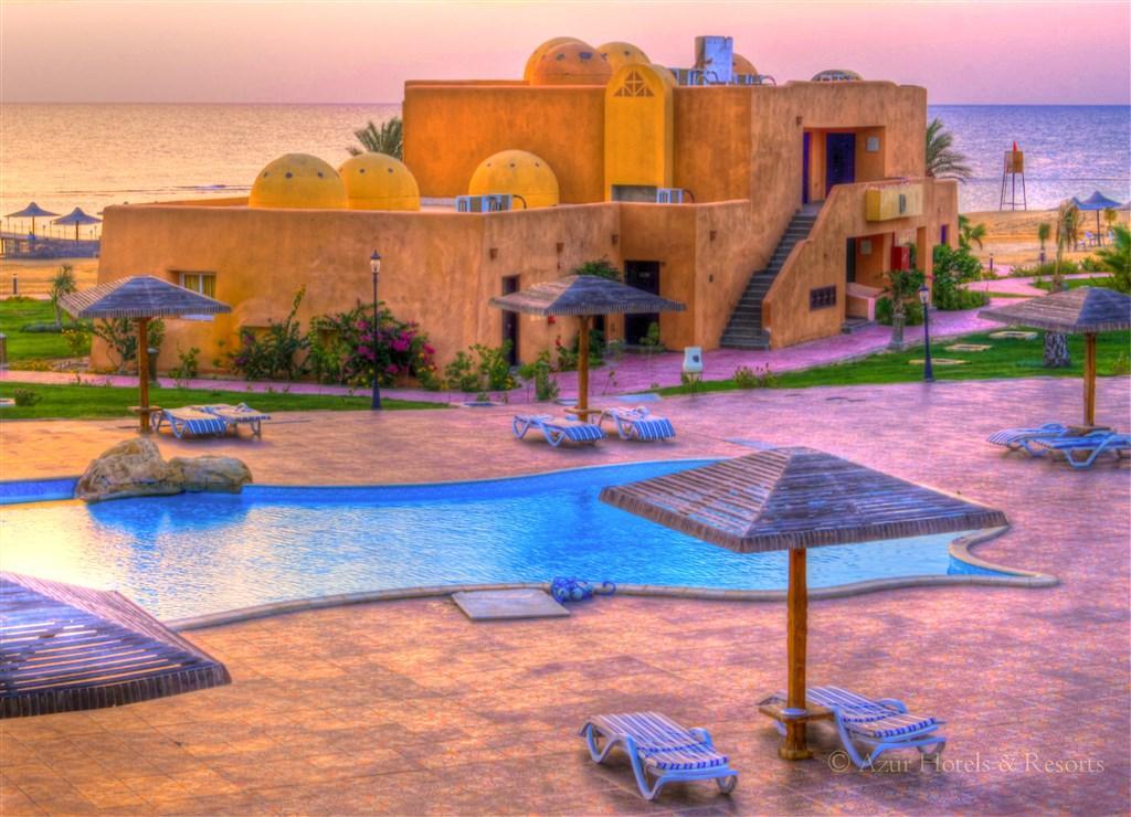 Wadi Lahmy Azur Resort - Last Minute a dovolená