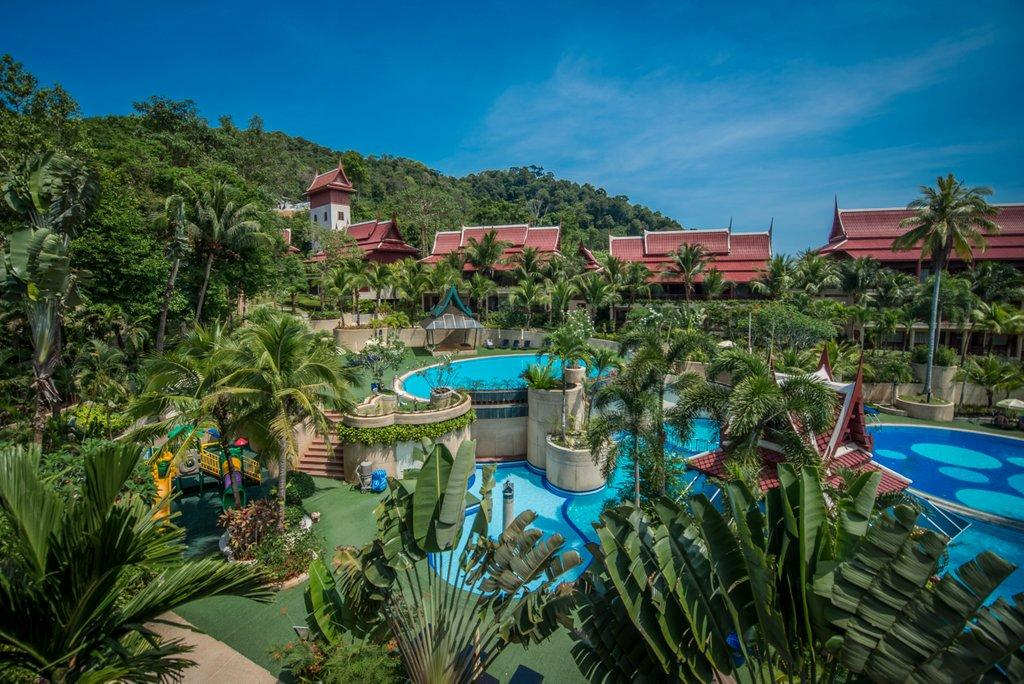 Cha-Da Krabi Thai Village Resort