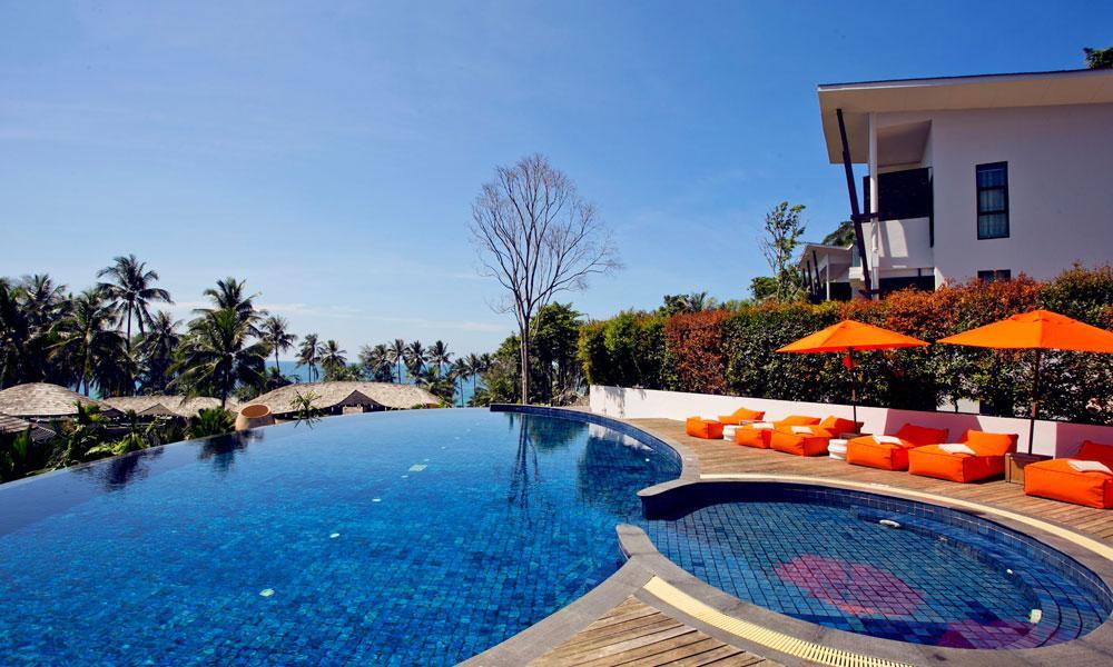 Kombinace - Chams House Ko Kood / Kacha Resort / Bangkok Palace