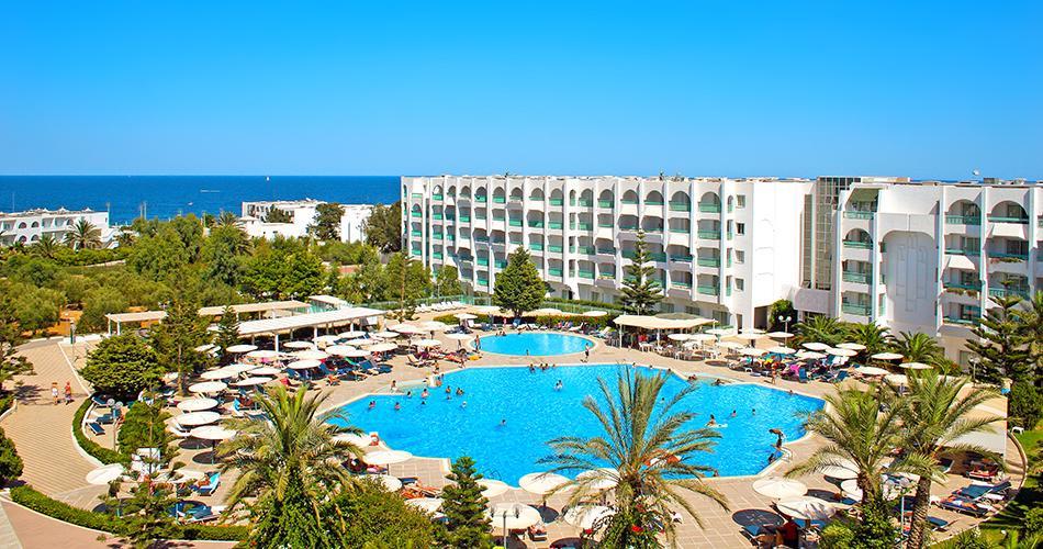 Hotel El Mouradi Palace - hotely