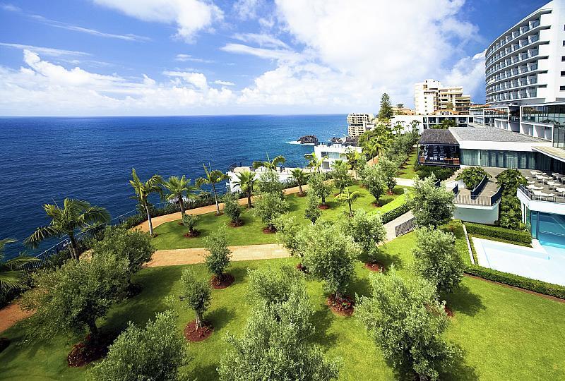 Vidamar Madeira Resort (ex CS Madeira Atlantic resort & sea  Polopenze