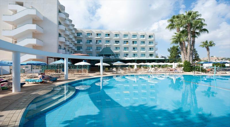 Antigoni Hotel - dovolená