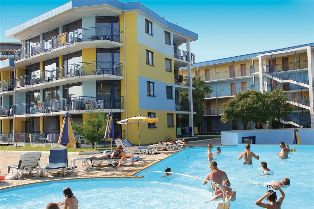 Hotel Azurro - levně