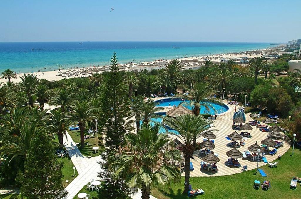 Marhaba Beach - Last Minute a dovolená