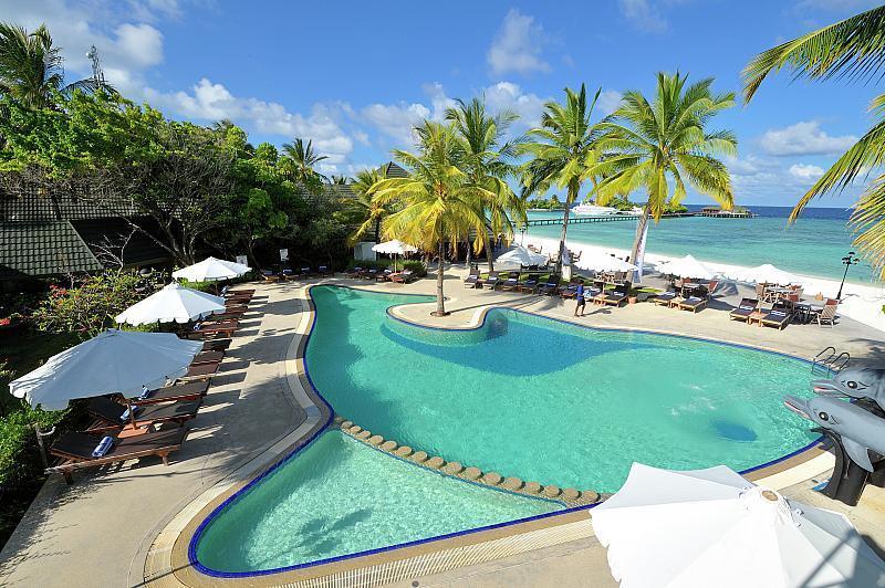 Paradise Island Resort ****, Maledivy-severní Malé atol