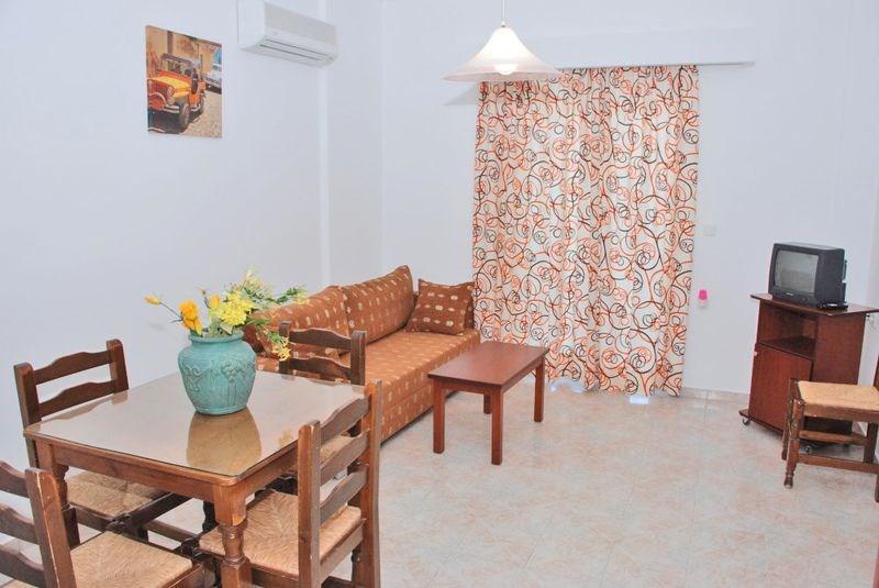 Aparthotel Amoudi