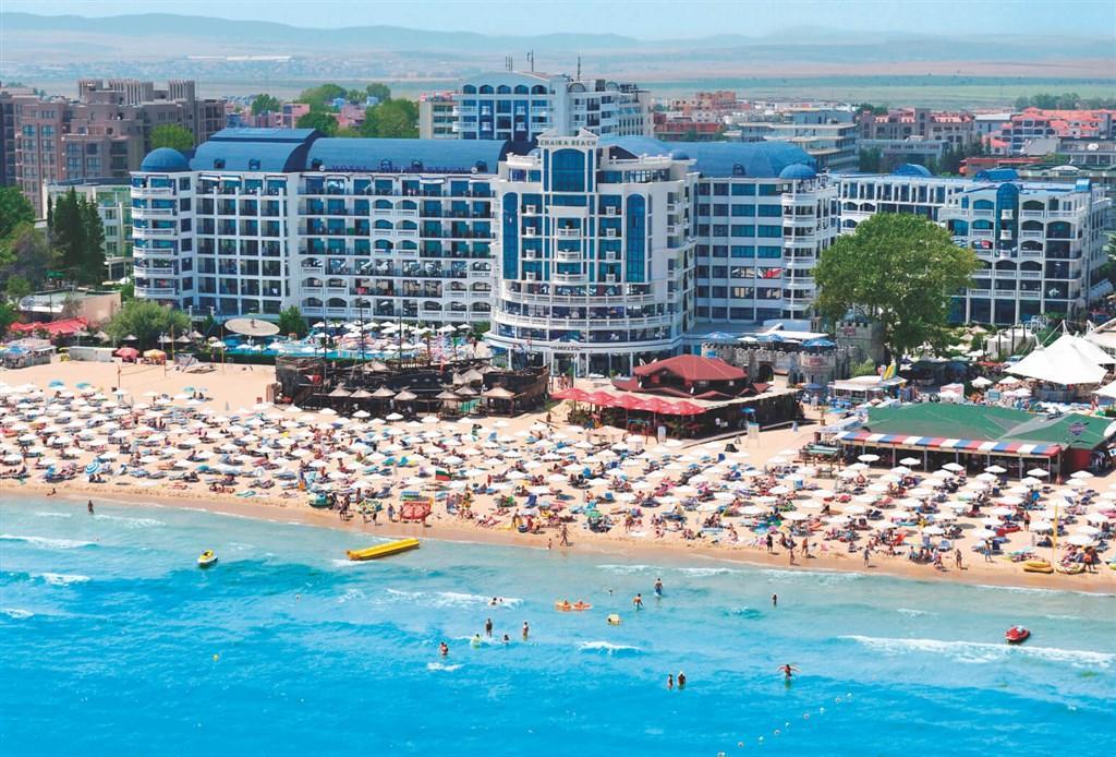Chaika Beach - hotel