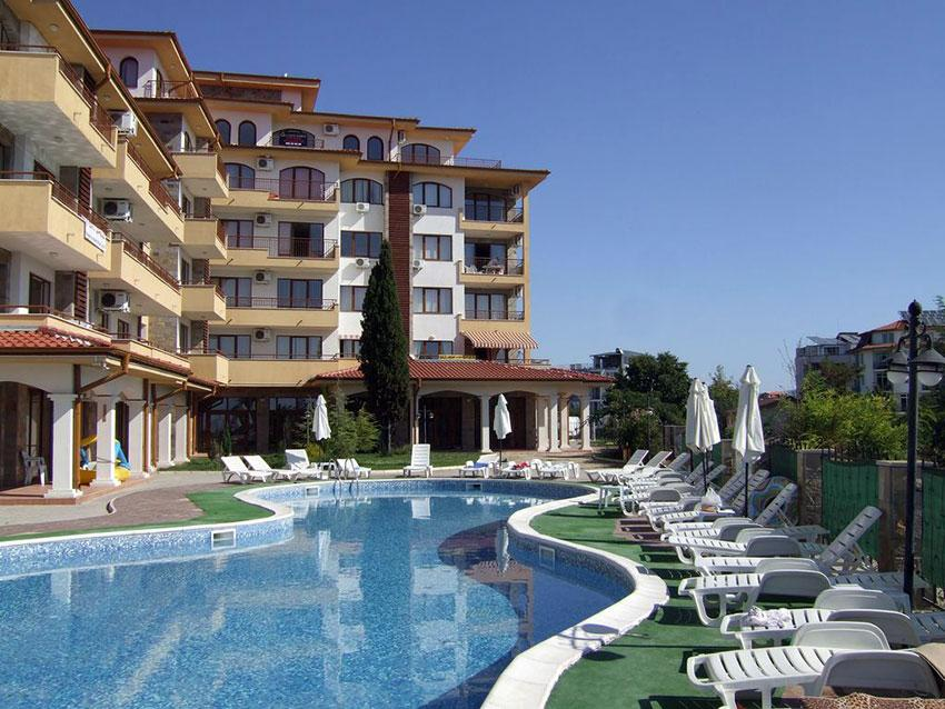 Dream Holiday Aparthotel - apartmány
