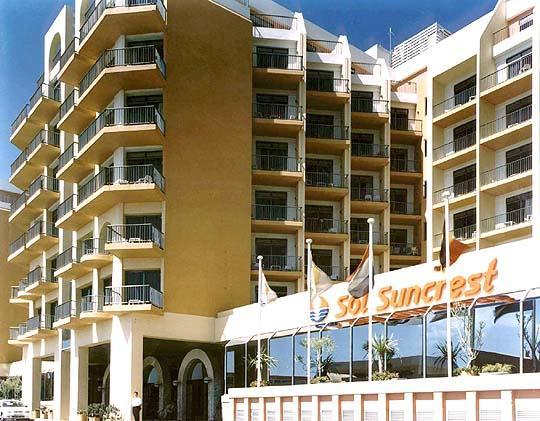 Seashells Resort At Suncrest - Malta pro seniory 5 Snídaně