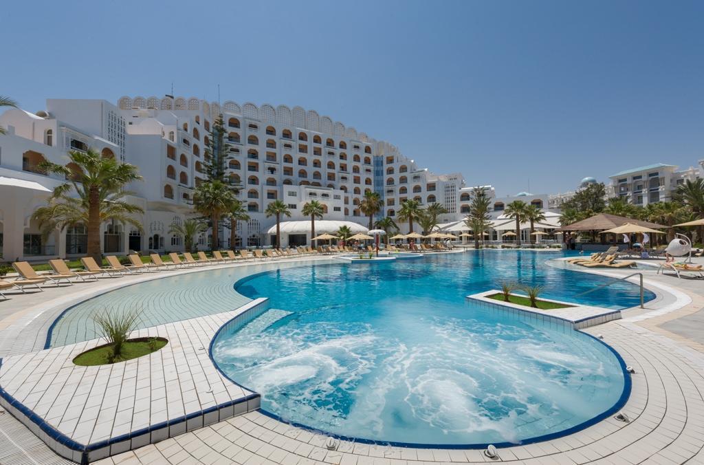 Marhaba Palace - Tunisko - Last Minute - luxusní dovolená