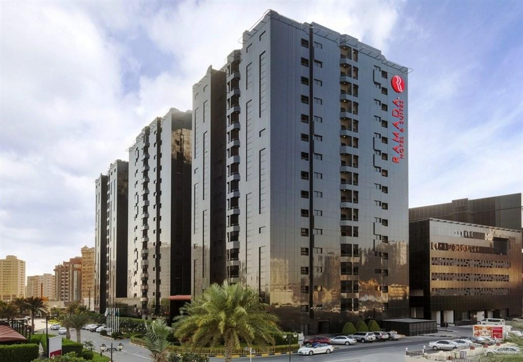 Ramada Hotel & Suites Ajman - levně