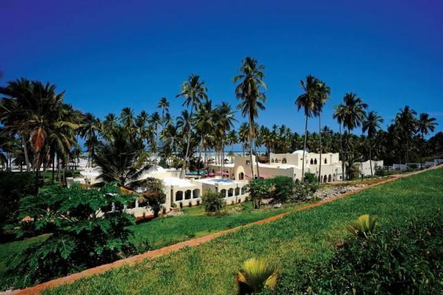 Diamonds Dream of Zanzibar *****, Zanzibar východní pobřeží