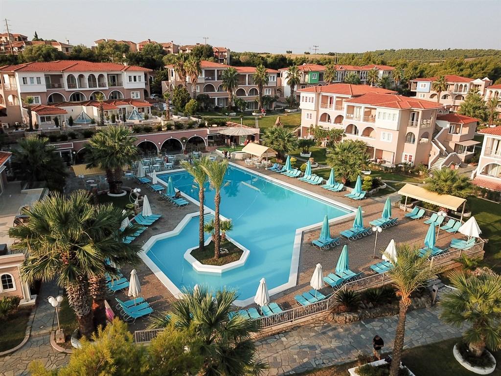 Hotel Aristoteles Beach - Dotované pobyty 50+ - luxusní hotely