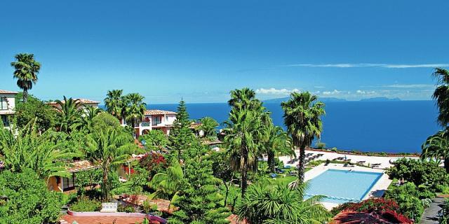 Quinta Splendida Wellnes & Botanical Garden Snídaně