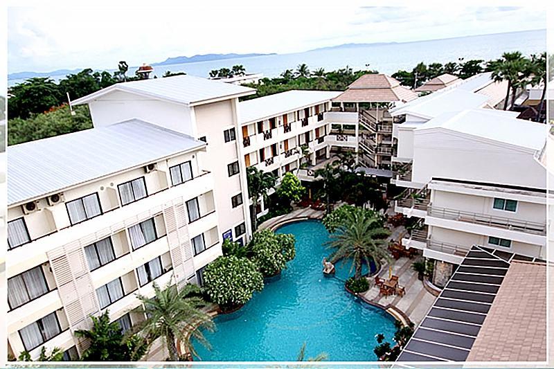 The Sea Breeze Jomtien Resort