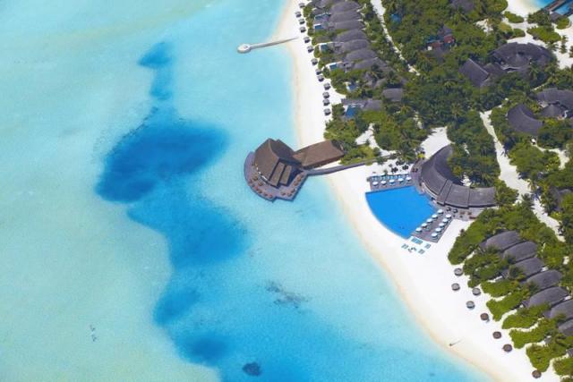 Anantara Dhigu *****, Maledivy-jižní malé atol