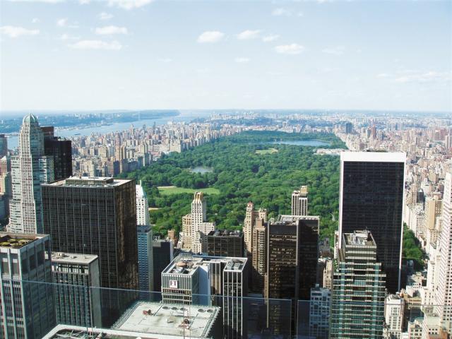 Prodloužené víkendy v New Yorku