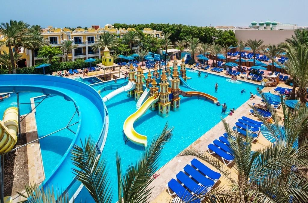 Mirage Bay Resort & Aquapark -   - v únoru
