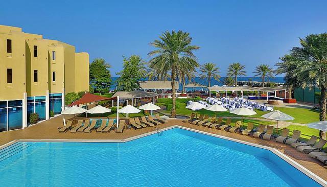 Hilton Fujairah Resort Polopenze