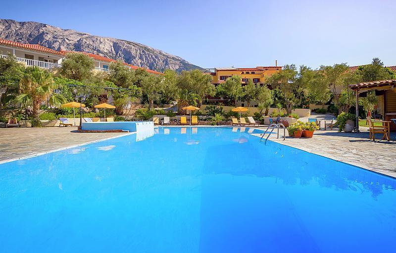 Limnionas Bay Village Hotel transfert privé inclus