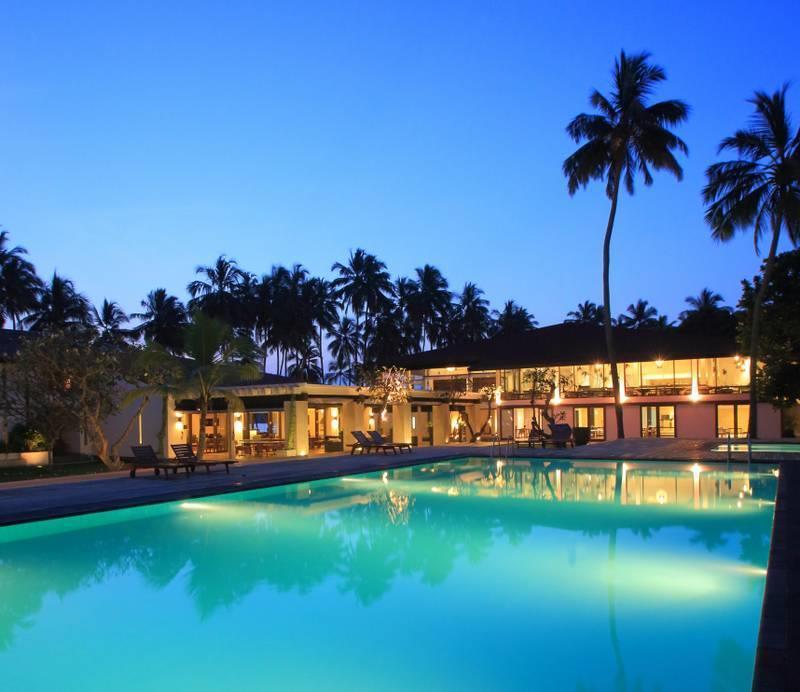 Hotel Avani Kalutara Resort - podzimní dovolená