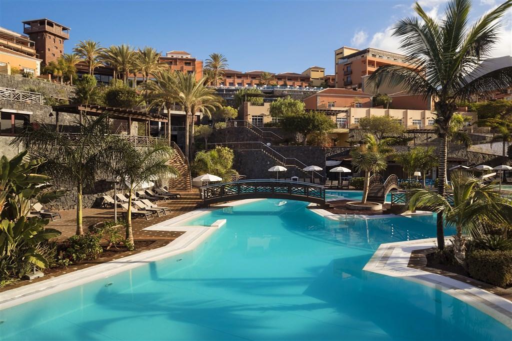 Hotel Melia Jardines del Teide