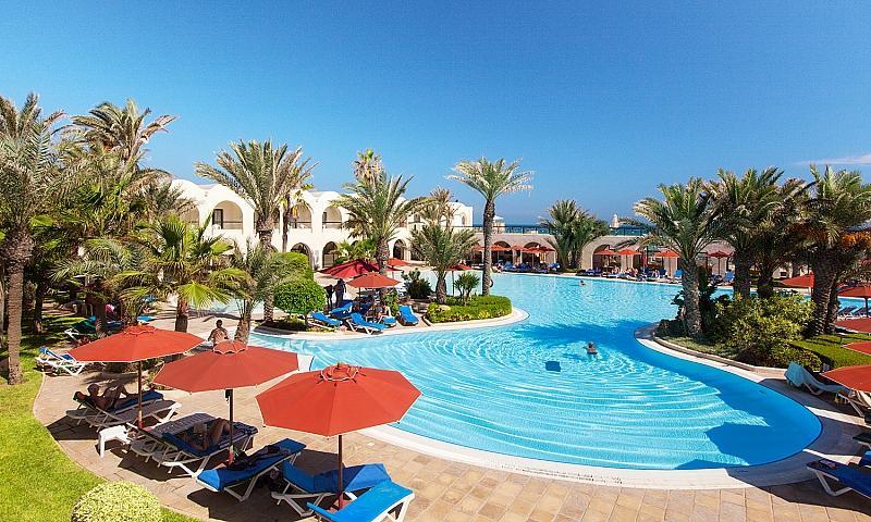 SENTIDO Djerba Beach - Last Minute a dovolená