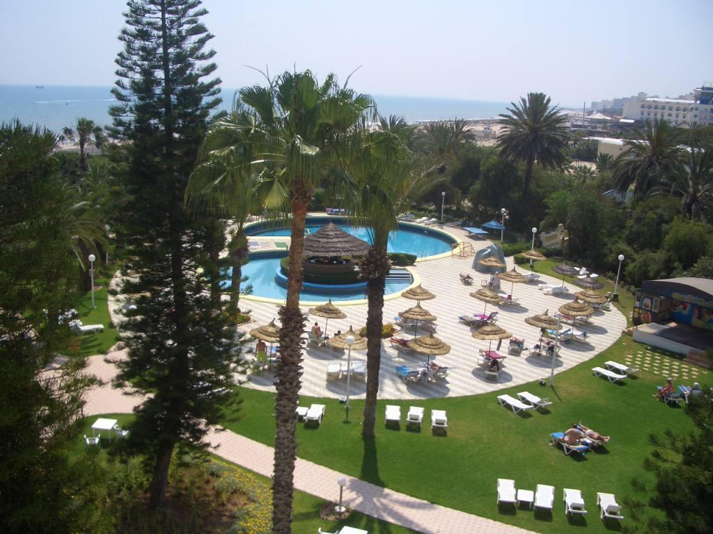 Hotel Marhaba Beach Hotel - Last Minute a dovolená