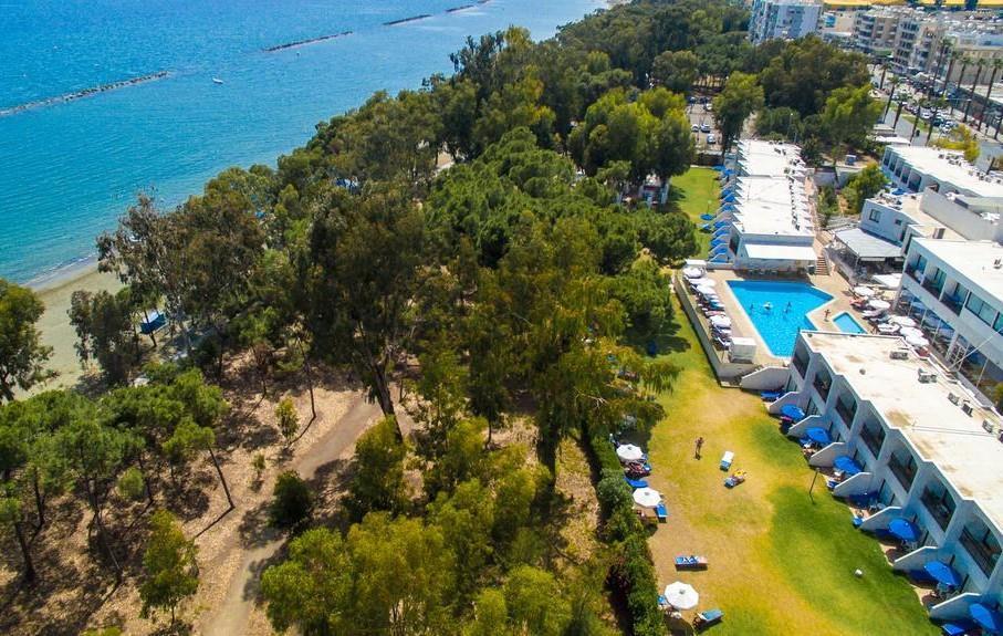 Hotel Park Beach - snídaně