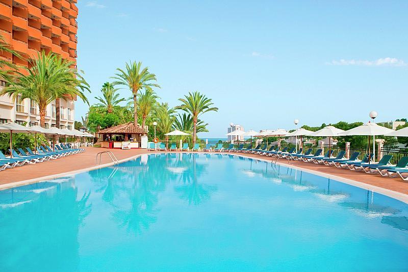 HSM Canarios Park Hotel - v květnu