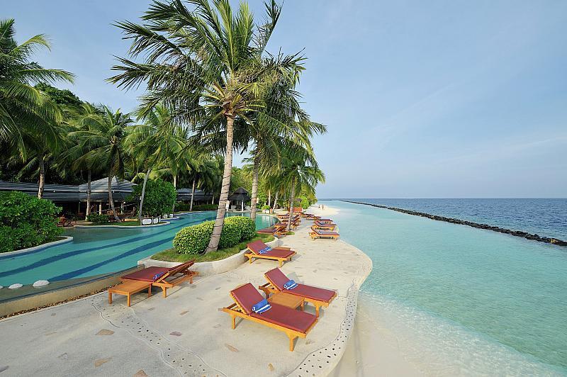 Royal Island Resort *****, Maledivy-Baa atol