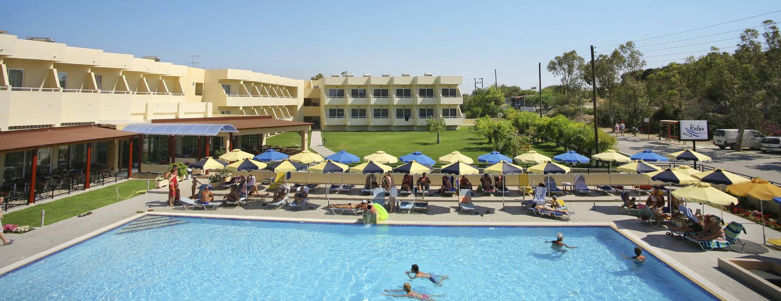 Relax Hotel (Rhodes)