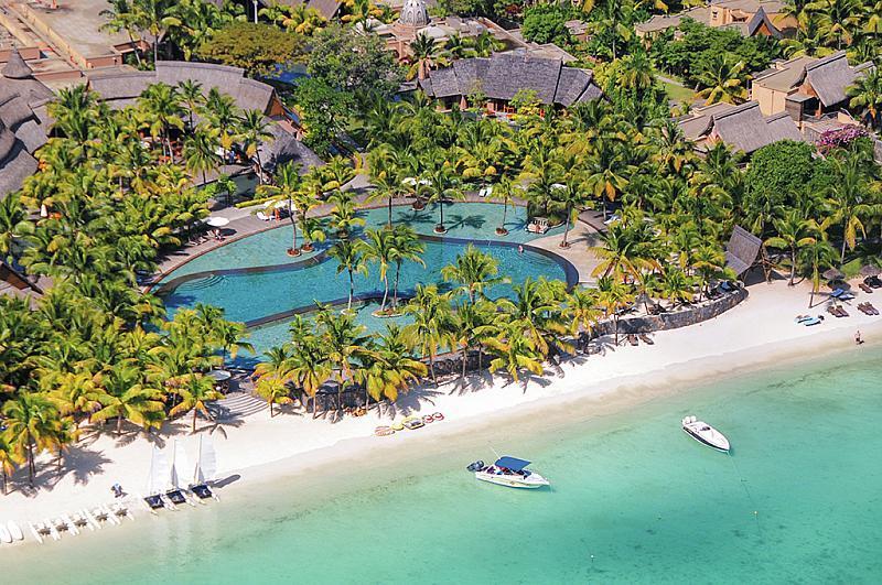Beachcomber Trou Aux Biches *****, Mauritius, severozáp. pobř.