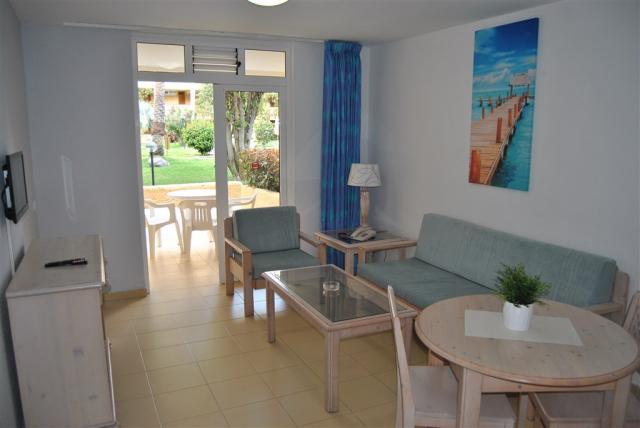 apartmánový komplex Jardín del Atlantico