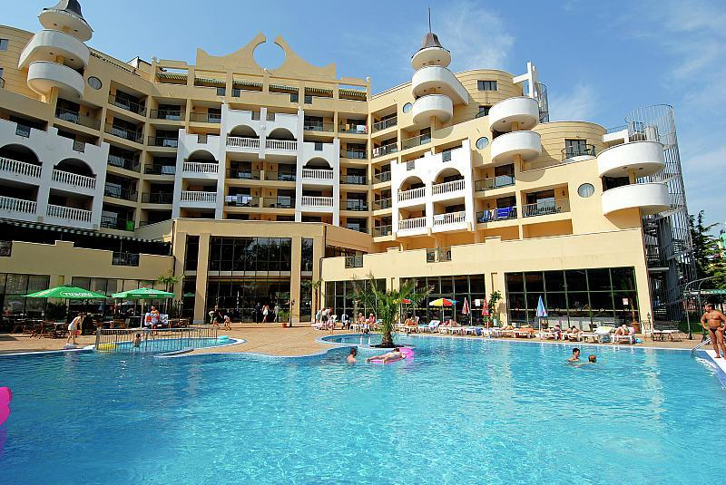 Hotel Imperial-All inclusive - student agency