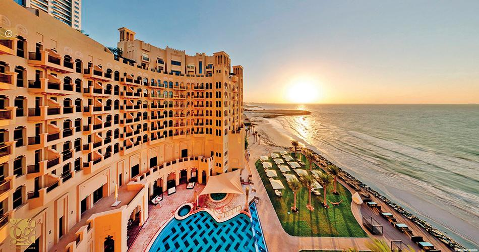 Bahi Ajman Palace - first minute