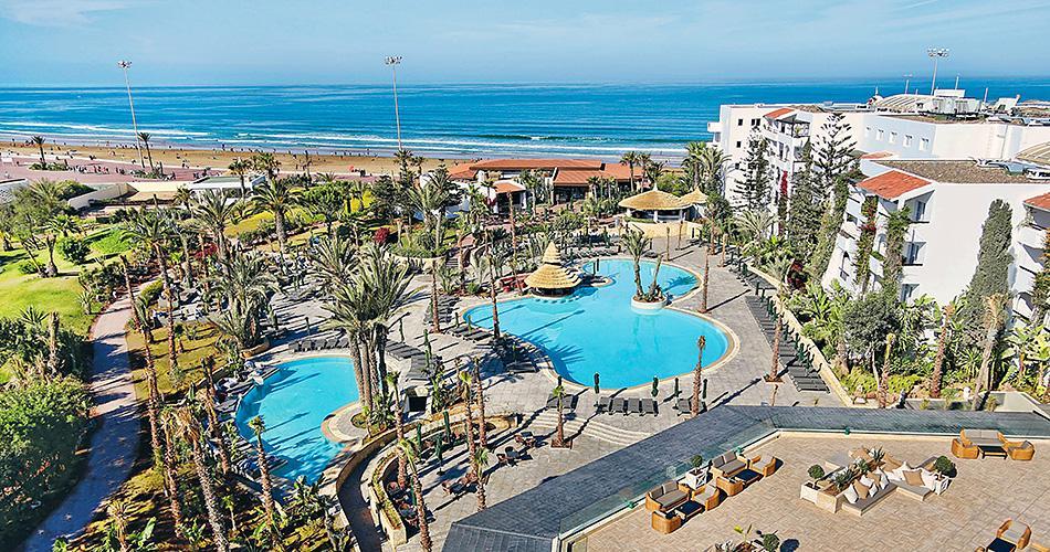 Hotel RIU Tikida Beach - hotely