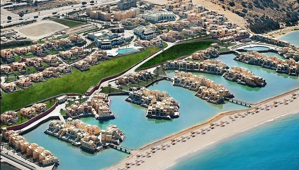 Hotel & Resort The Cove Rotana