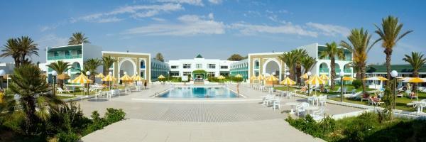 Hotel El Mouradi Cap Mahdi