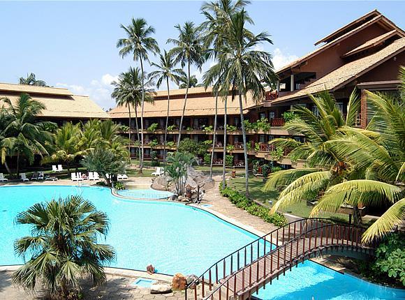 Hotel Royal Palms Beach - letní dovolená