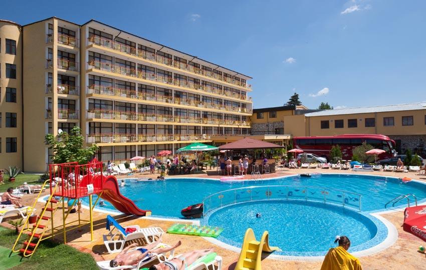 Trakia Garden Hotel - Bulharsko s polopenzí