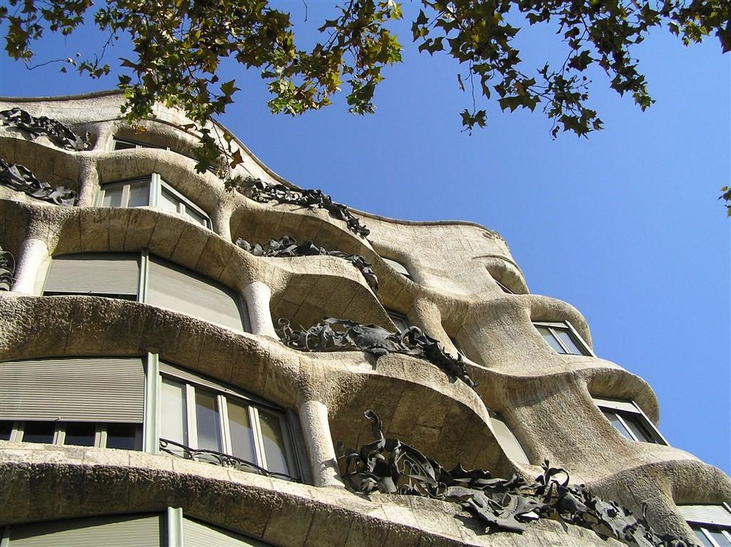Barcelona a Gaudí