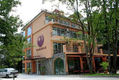 Hotel Phoenix - Bulharsko  s polopenzí