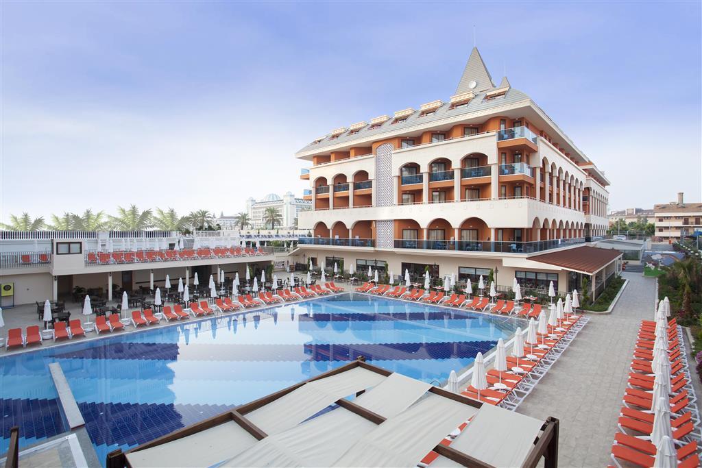 Orange Palace - all inclusive